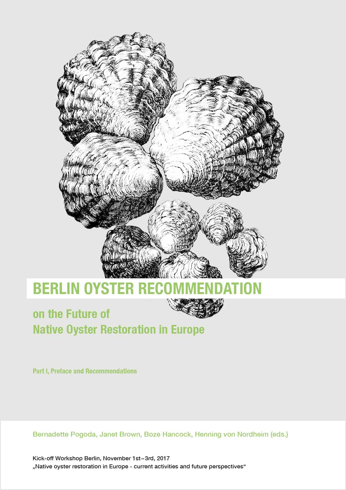 The Berlin Oyster Recommendation